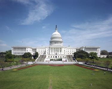 West Front of U.S. Capitol