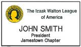 IWLA Name Badge