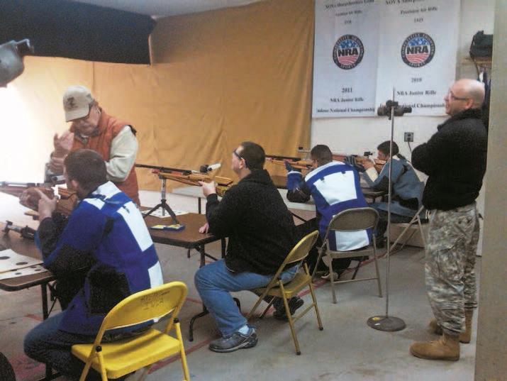 Arlington-Fairfax Chapter Shooting Sports
