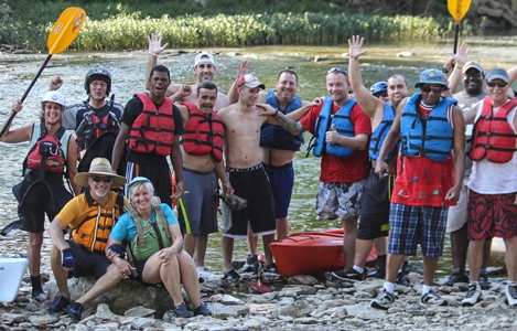 Cincinnati Chapter Kayak Paddlers