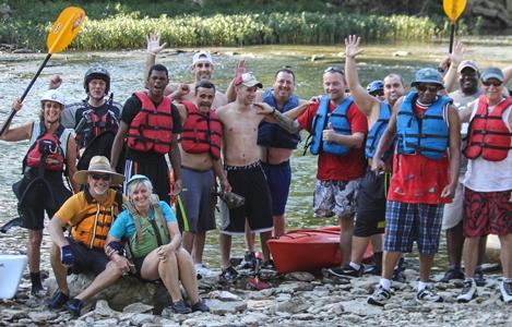 Cincinnati Chapter Kayak Paddlers