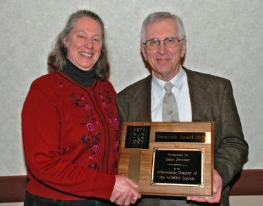 Dave Zentner Award
