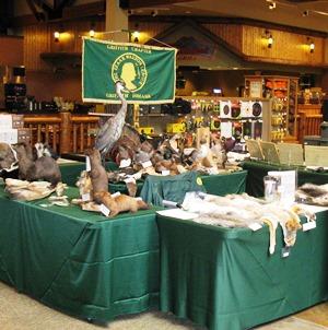 Griffith Wildlife Exhibit