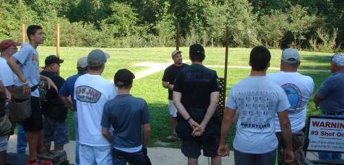 Loudoun County Chapter Fall Shotgun Shoot & Cookout