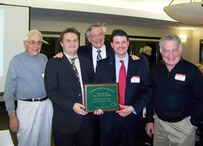 Michigan's Dwight Lydell Chapter Conservation Award