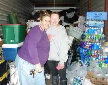 Rockville Chapter Hurricane Relief