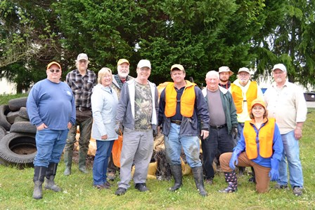 Suffolk-Nansemond Chapter Stream Clean-Up