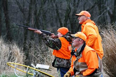 Lancaster Chapter Youth Pheasant Hunt