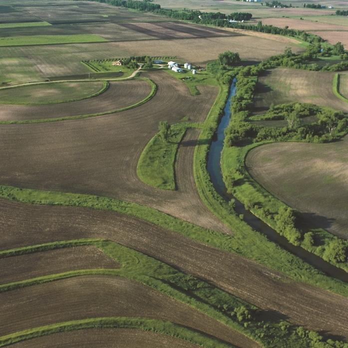 Conservation in Iowa_credit Lynn Betts USDA-NRCS