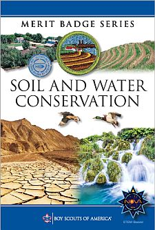 Soil and Water Conservation Award Booklet