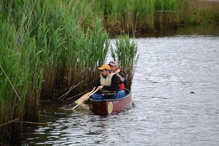 Suffolk Canoe-Stream Cleanup