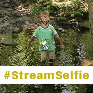 Stream Selfie from Find Us Outside Inc.