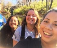 stream selfie_New Jersey Watershed Ambassadors