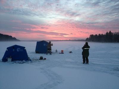 Courtesy Jarrid Houston_MN Duluth_Ice Fishing
