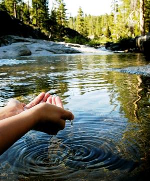iStock_hands in water