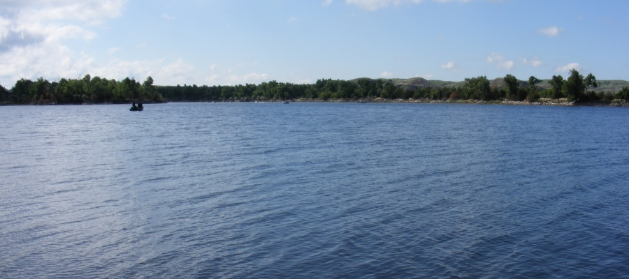 Lake Sharpe Big Bend