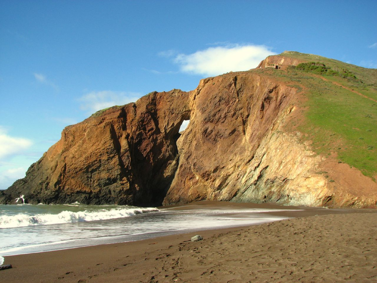 Tennessee Cove_Marin Headlands_credit David Berry