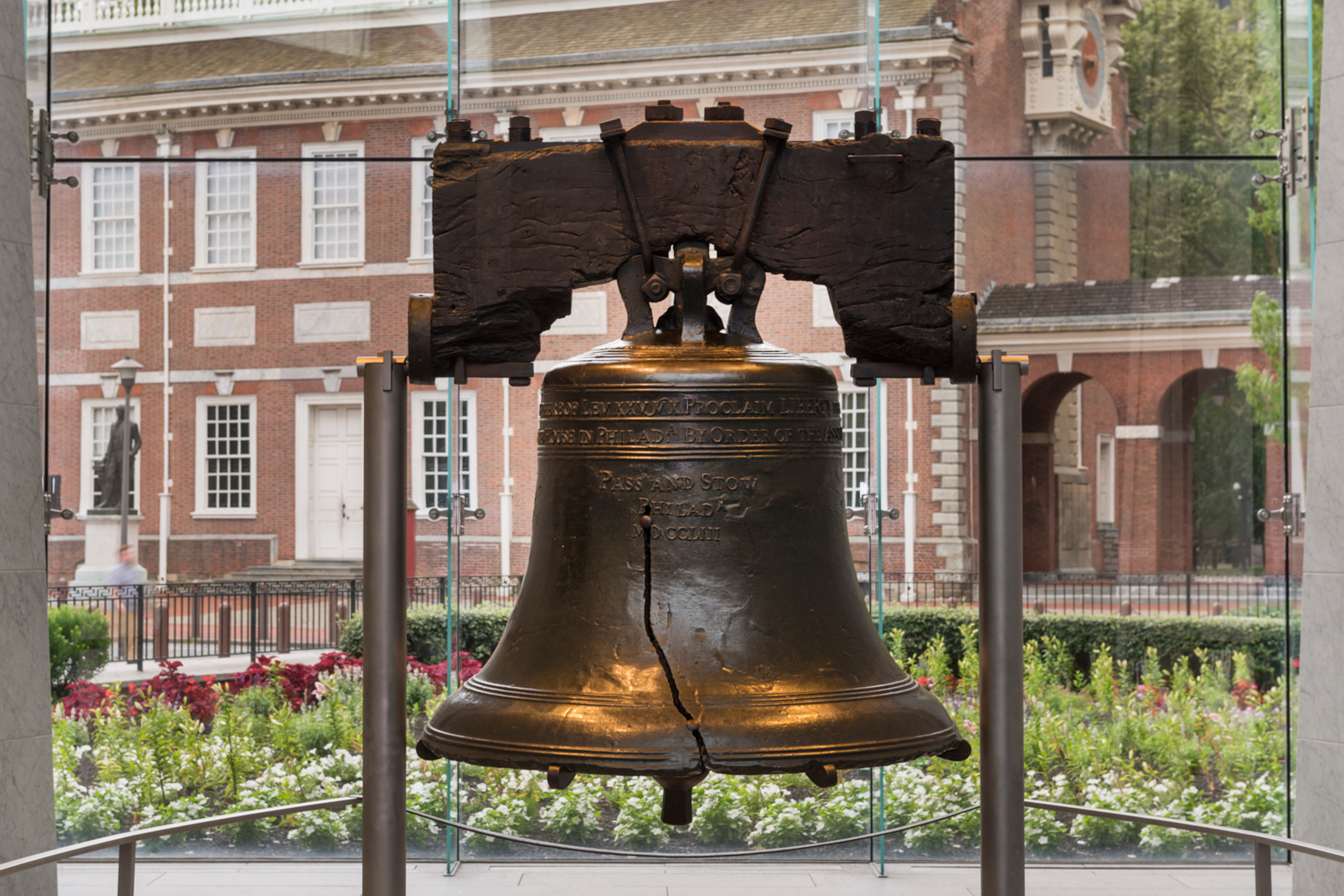 Liberty Bell_credit National Park Service