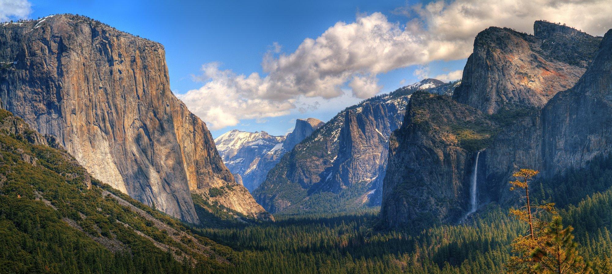Yosemite National Park. Photo Credit: John Colby
