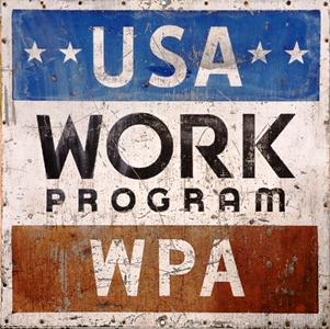 Work Program Sign_iStock