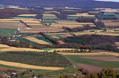Farms in PA_USDA_credit Scott Bauer