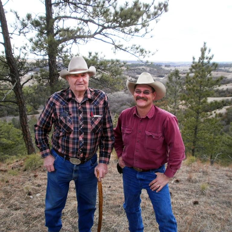 Roy and Steve Breuklander