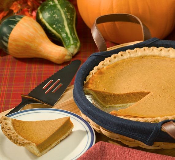 Pumpkin pie. Photo credit: Peggy Greb, USDA/ARS