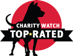 CharityWatch top-rated