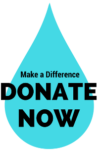 Donate Now Water Droplet 200x304
