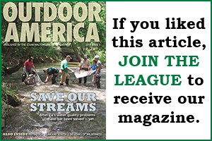 Outdoor America Join the League