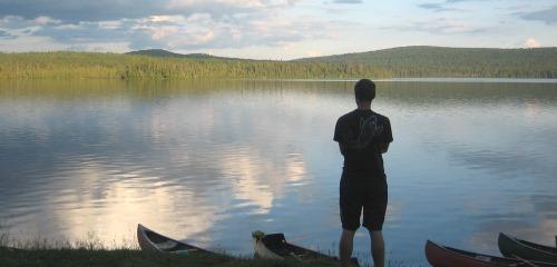Allagash Wilderness Waterway. Photo credit: Jack Heddon