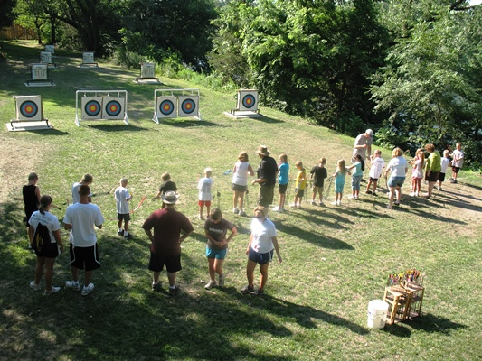 Freemont Chapter Archery