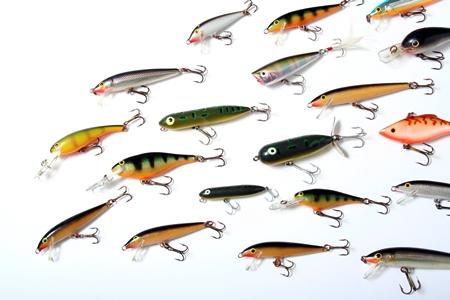 Fishing Lures_credit iStock