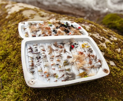 Fly Fishing Tackle Box_credit Ches Bay Prog