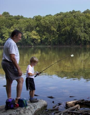 youth fishing_credit USFWS Ryan Hagerty
