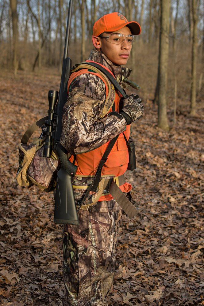 Deer hunter photo. Credit: Howard Communications Photo Library