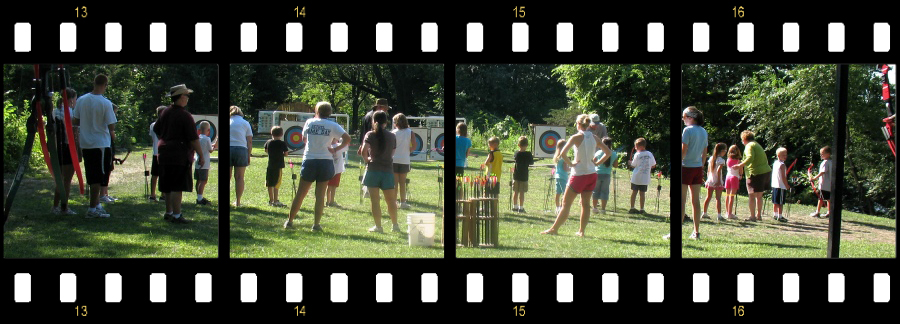 Archery Programs Filmstrip