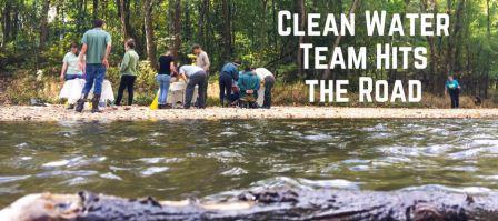 CleanWaterTeamHitstheRoad