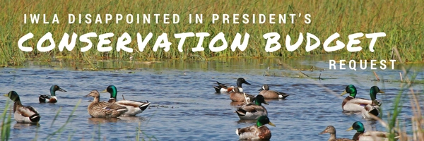 conservation budget req