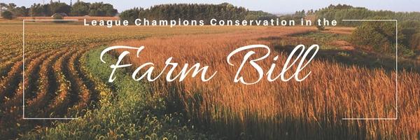 Conservation in Farm Bill