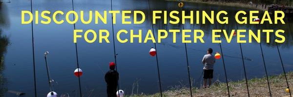 discounted fishing gear