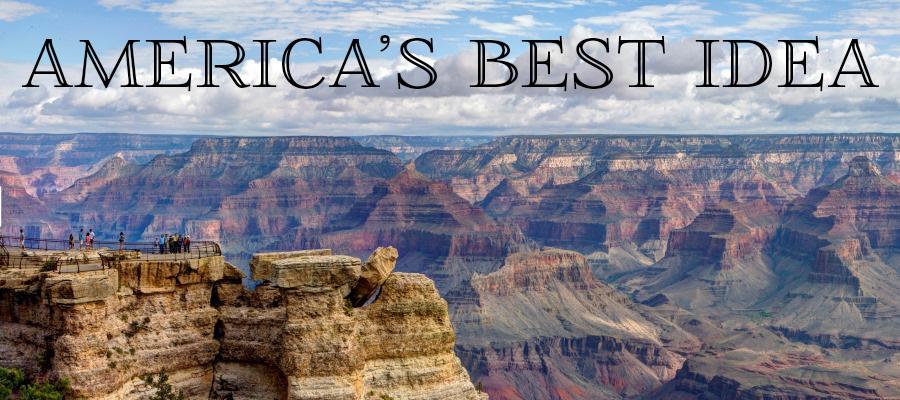 Mather Point Grand Canyon_credit W Tyson Joye NPS