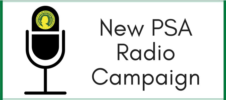 New PSA Radio Campaign