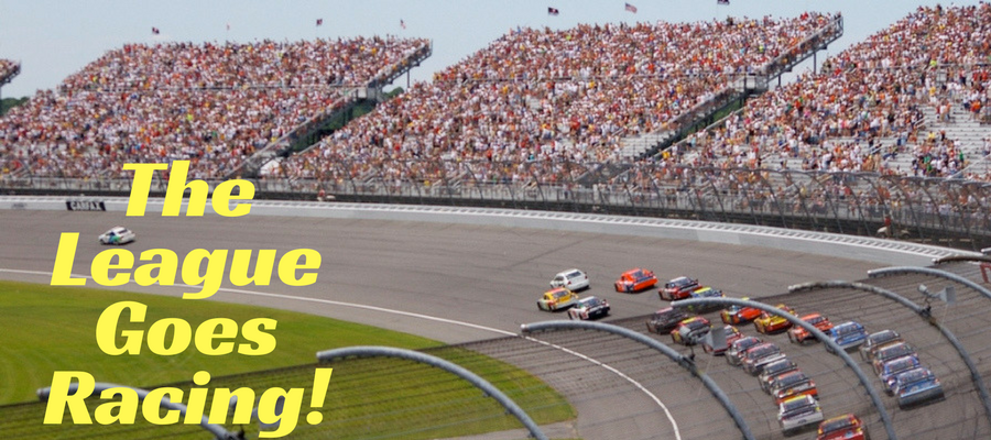 The League Goes Racing