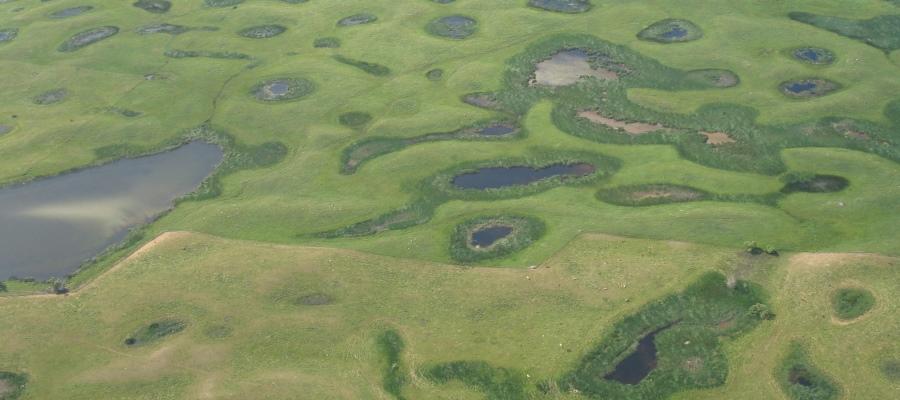 potholes_Waubay Wetland Mgmt Dist_SD_credit USFWS