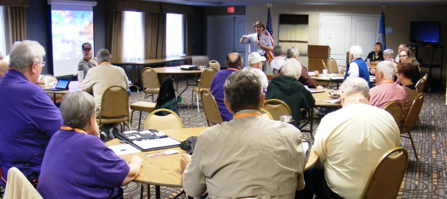 South Dakota Ikes Convention