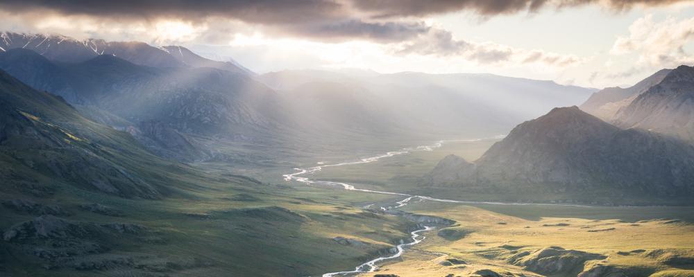 Arctic National Wildlife Refuge - credit Mason Cummings