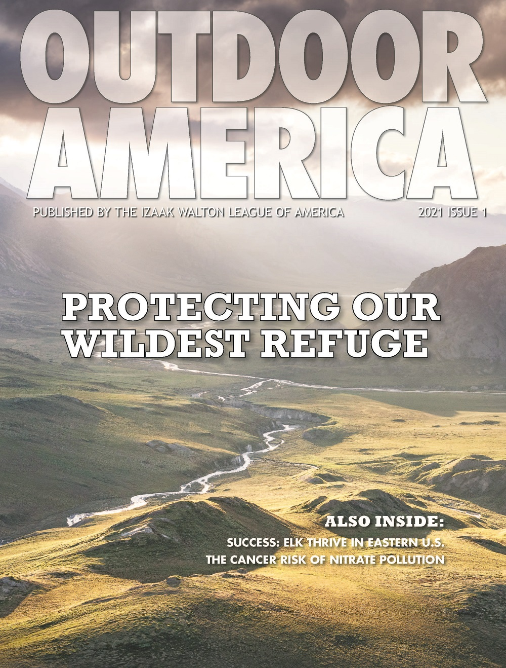 Outdoor America 2021 Issue 1