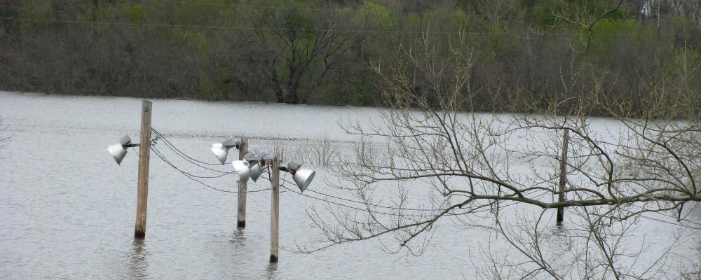 Flooding in Missouri - credit Ohio Sea Grant & Stone Lab