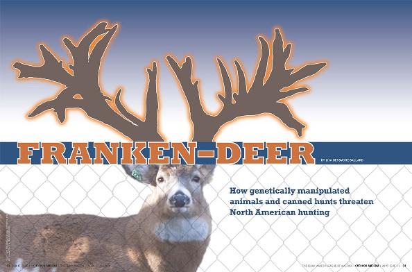 Franken-Deer cover image